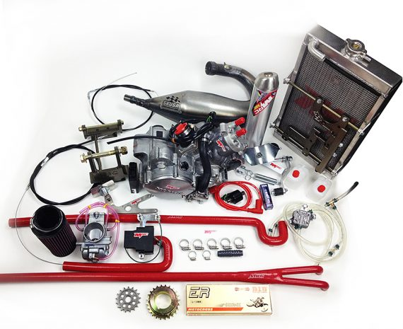 MRC Honda CR125 Engine Package