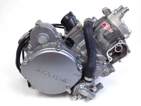 Honda CR125 Engine