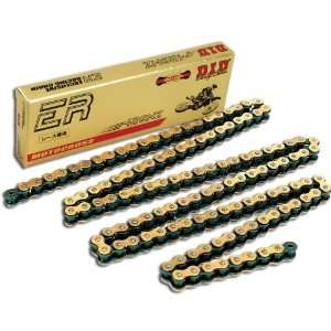 DID ER 428NZ X 60 CHAIN, GOLD/BLACK