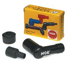NGK RED RESISTOR CAP (8955)