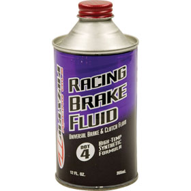 MAXIMA RACING BRAKE FLUID, DOT-4, 12oz.