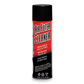 MAXIMA AIR FILTER CLEANER, 15.5oz.