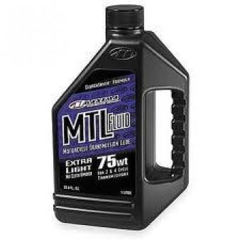 MAXIMA MTL-75w GEAR OIL, LITER