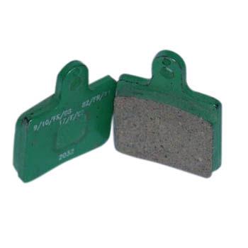 CRG VEN05 GREEN DURAL FRONT BRAKE PAD