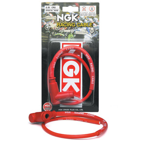 CR6 NGK RACING CABLE w/SOLID CAP (8736)