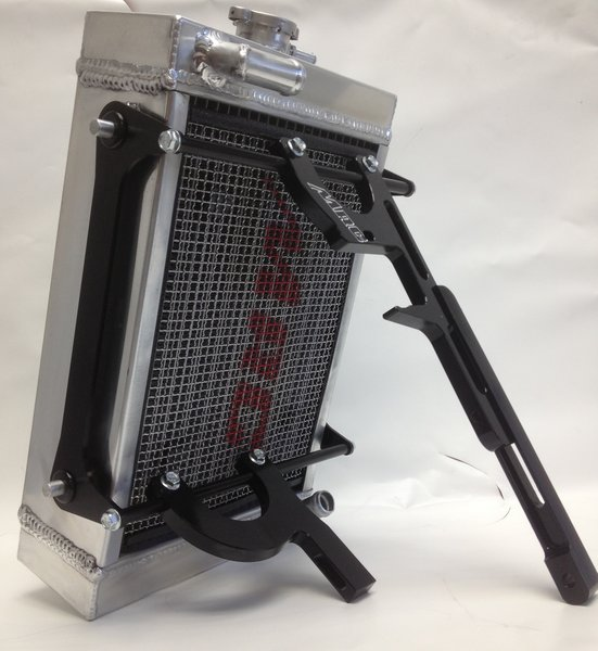 MRC RADIATOR KIT, 57mm QUAD CORE