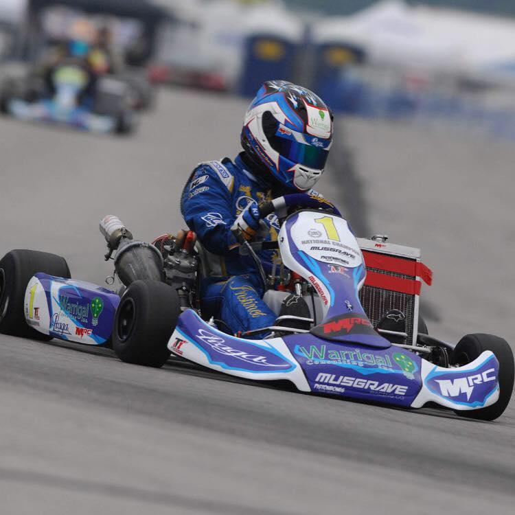 Musgrave Racing