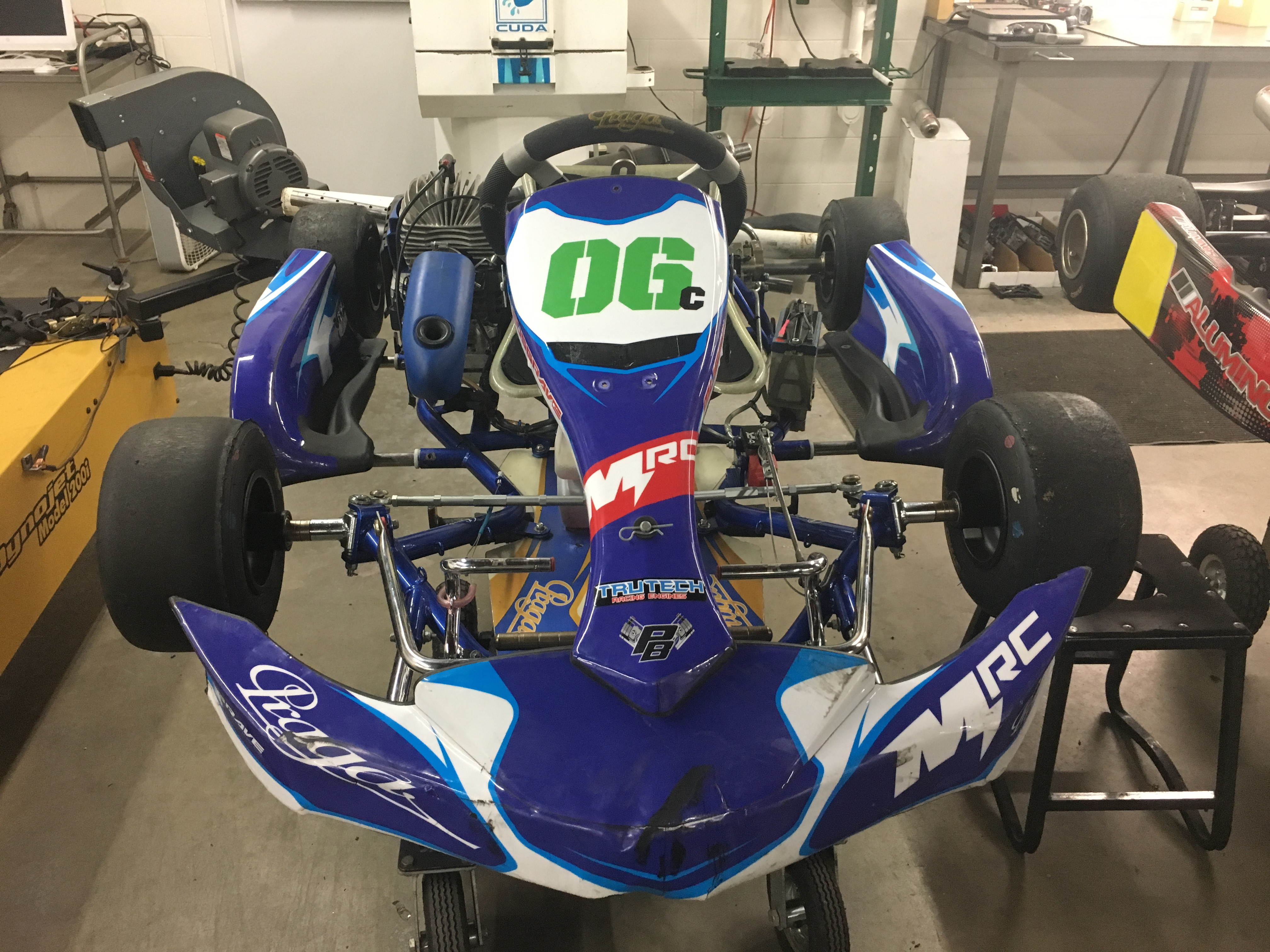 CHASSIS - CADET/KID KART Archives | Musgrave Racing