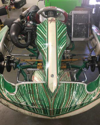 Tonykart Honda CR125 Shifter