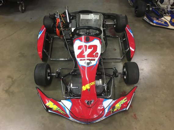 206 race kart