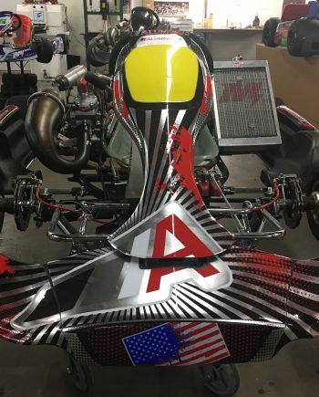 Aluminos Shifter Kart