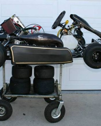 Trackmagic Used Shifter Kart