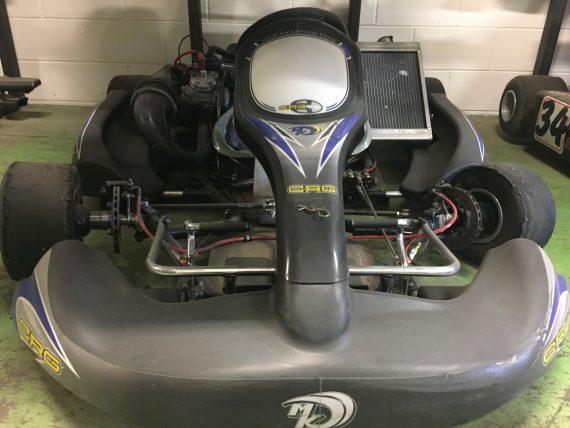 CRG Used Shifter Kart