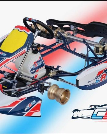 MRC Croc Promotion tag chassis