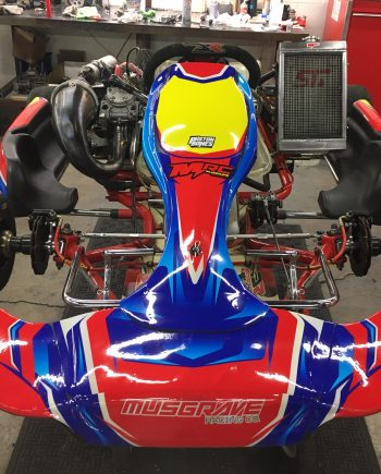 DR used shifter kart
