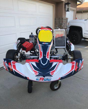 Croc Promotion KZ 175 SSE Kart