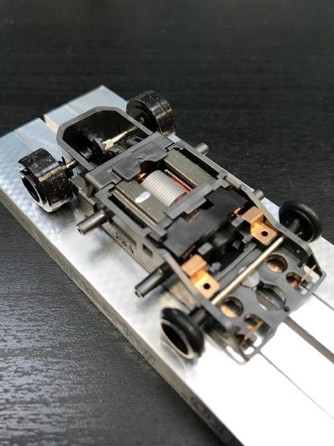 UPGRADE CHASSIS H.O VIPER VSR V1 G slot car NEW CARD