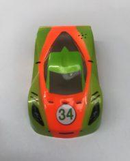 34 orange green front