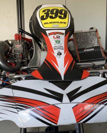 Honda Shifter Kart